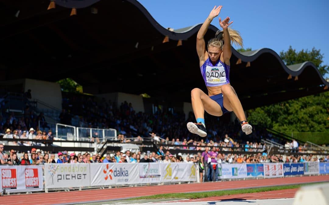 Florence : challenge IAAF