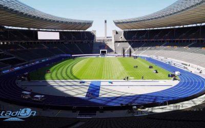 Les Championnats d'Europe de Berlin