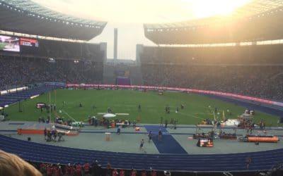 European Championships – Berlin