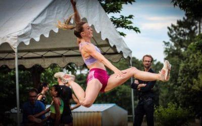 Emma Lehmann, de belles performances au Collège Athlètes !