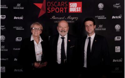 Un Oscar du Sport pour Nicole et Jean-Paul Durand !