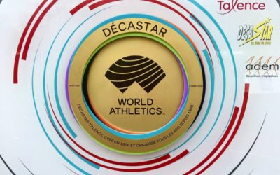 The Decastar honoured